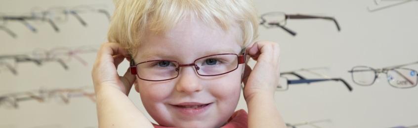 childrens eye tests